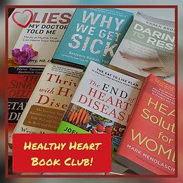 Heart Healthy Book Club