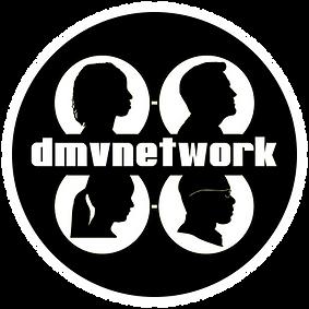 DMV Network Logo Symbol BW.png