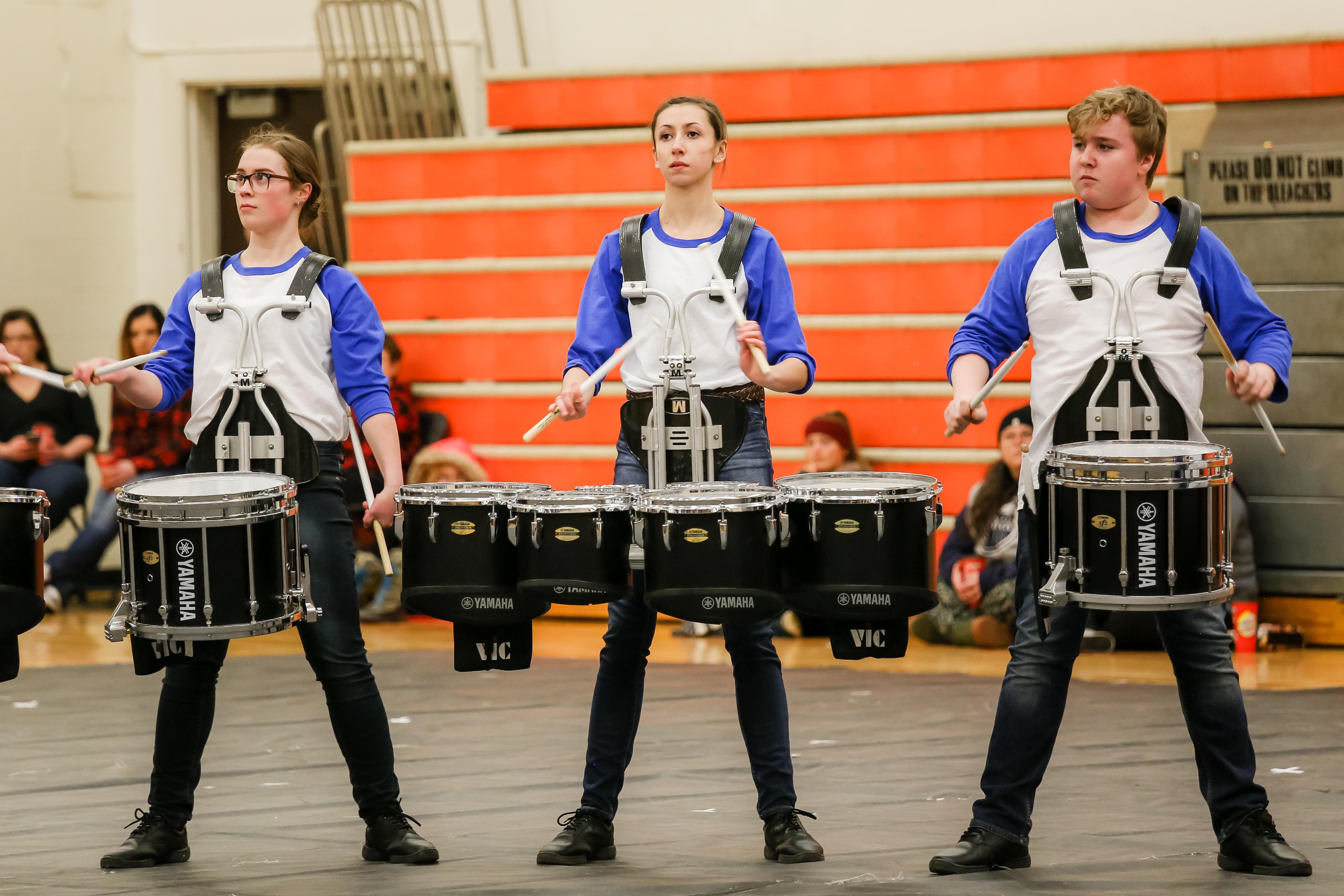 Stetsons Drumline