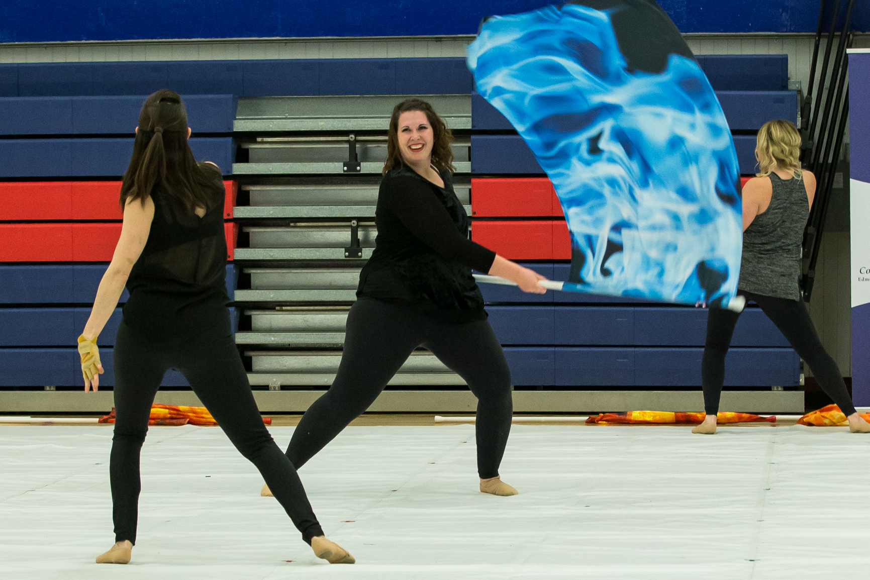 Escalade Winterguard