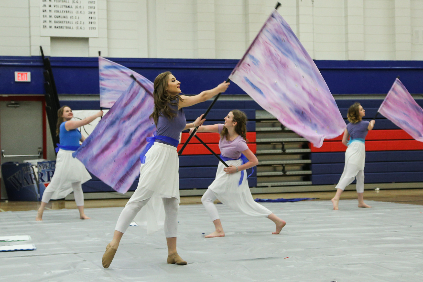 Magrath Winterguard