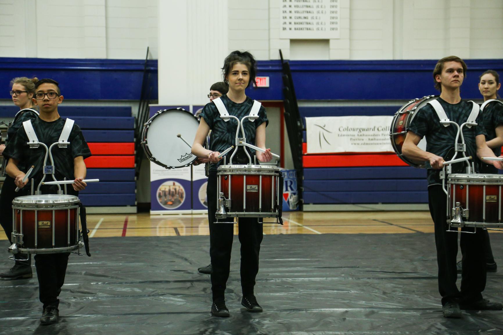 Impact Drumline