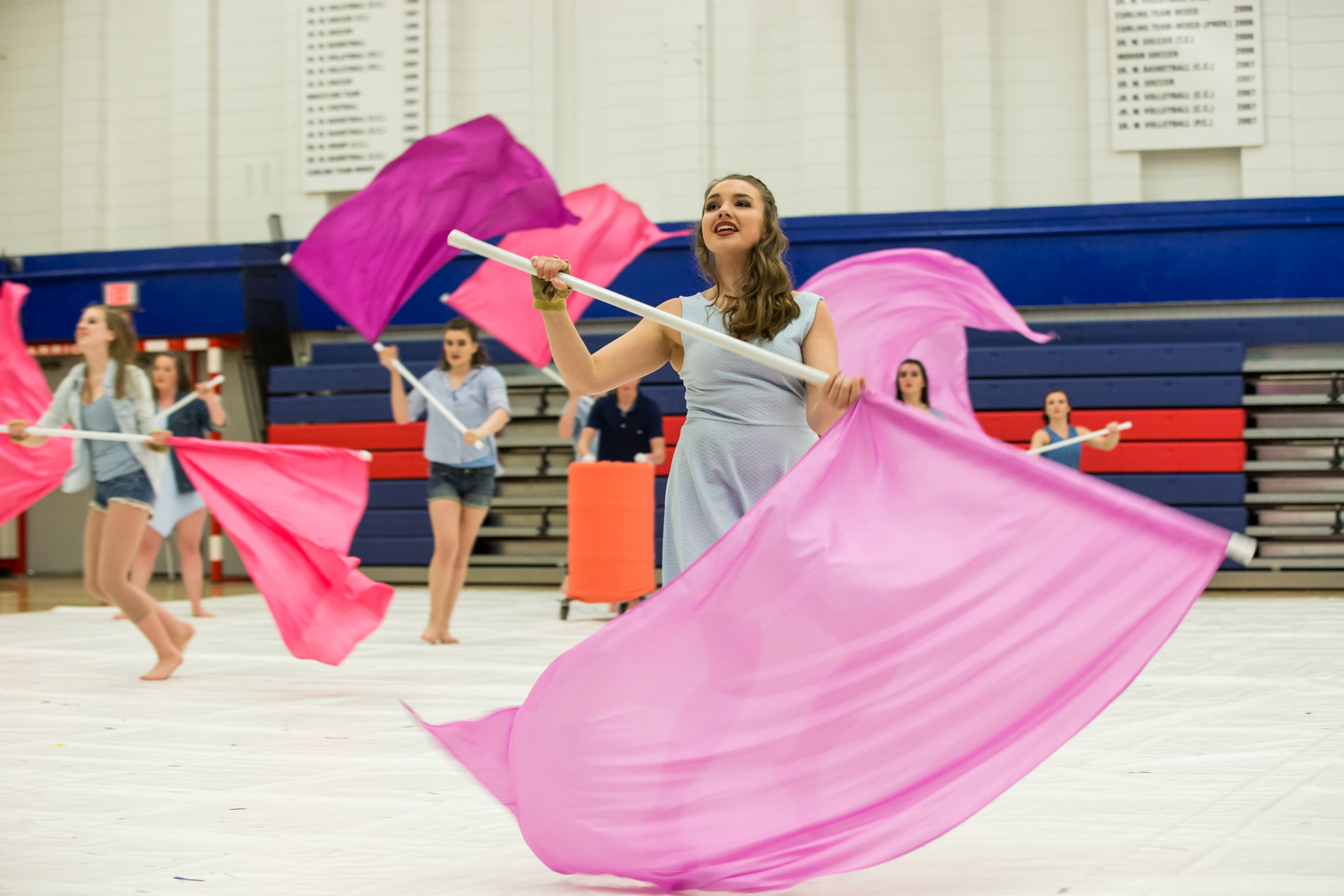 Dynamic Winterguard