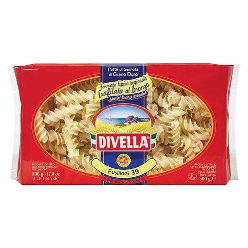 Fusilloni Divella x 500grs.
