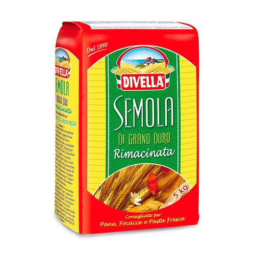 Sémola Rimacinata Divella (Italia) x 5kg
