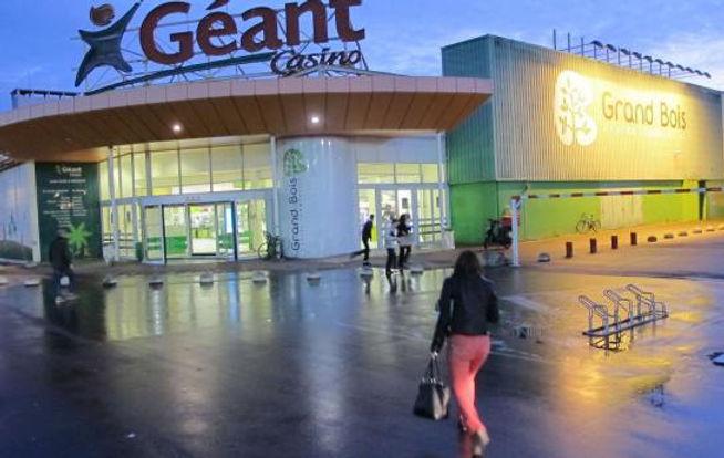 Saint Michel sur Orge Géant Casino