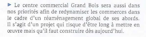 Déclaration deSophie Rigault