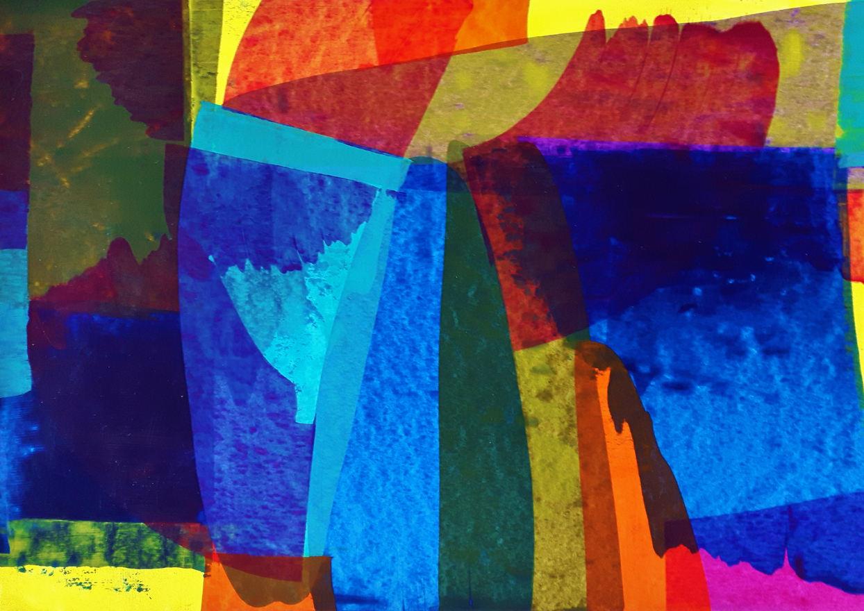 Acrylique sur Papier 29 x 42cm 150 €  11,5 x 16,5 pouces 100$