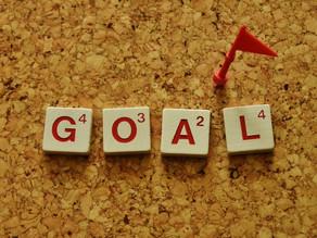 Goal setting: letting the children take responsibility.