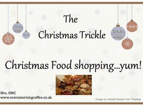Christmas Food shopping...yum!!!