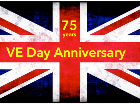 A Virtual VE Day Party Plan