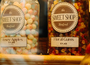 The 10p mix, childhood sweets and the paper shop.