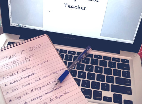 A day in the life of a Primary School Teacher (Part 2)