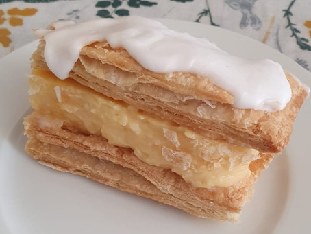 A Simple Custard Slice Recipe