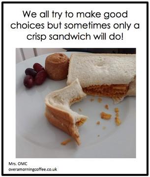 Crisp Sandwich