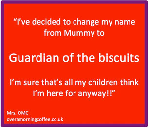 Guardian of the biscuits