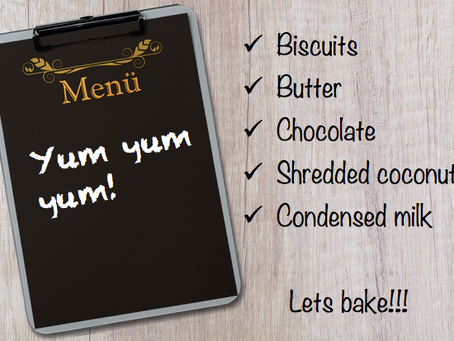 Yum, yum, yum!