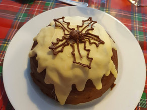 Christmas Tiffin Pudding recipe