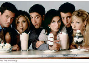 Channeling your inner 'Friend': I'm definitely a Monica!