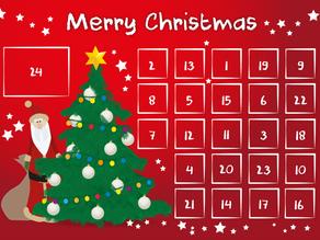The OMC alternative to Advent Calendars.