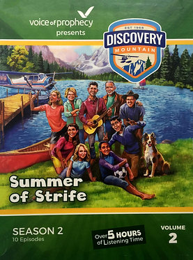 Discovery Mountain Season 2: Summer of Strife