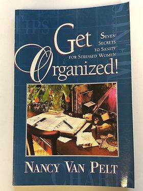 Get Organized by Nancy Van Pelt
