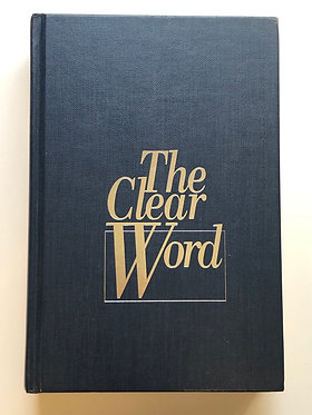 The Clear Word by Jack Blanco
