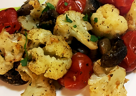 Greek Roasted Veggie Medley