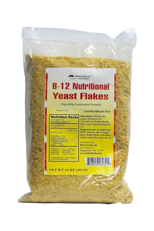 Nutritional Yeast 16 oz bag