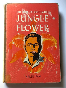 The Way of God With Jungle Flower by Kalee Paw