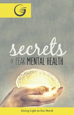 Secrets of Peak Mental Health