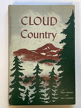 Cloud Country by Lewis Canaday and Jan S. Doward