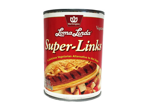 Super Links Case 19 oz 12/case