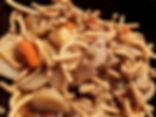 Vegetarian Chicken Chow Mein