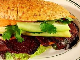 Vegetarian Banh Mi