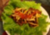 Vegetarian Taco Filling Lettuce Wraps