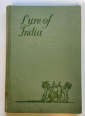 Lure of India byElva Babcock Gardner