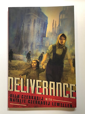 Deliverance by Alla Czerkasij with Natalie C. Lewellen