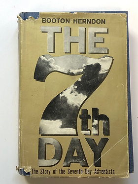 The 7th Day by Booton Herndon