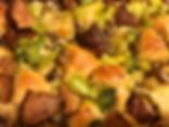 Broccoli Chicken Biscuit