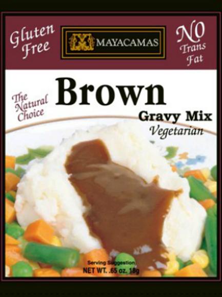 Mayacamas Brown Gravy Mix 0.8 oz