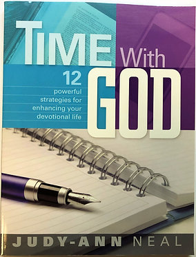 Time With God by Judy-Ann Neal