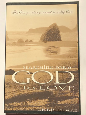 Searching for A God to Love by Chris Blake
