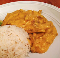 Peruvian Chicken in Chili Sauce
