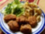 Vegetarian Chik'n Nuggets