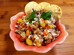 Tuna-Less Ceviche