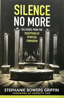 Silence No More by Stephanie Bowers Griffin