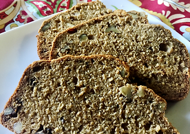 Joy's Easy Vegan Banana Bread