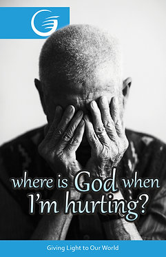 Where Is God When I'm Hurting?