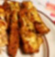 Zucchini Strips
